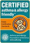 ASTHMA & ALLERGY FRIENDLY